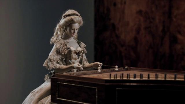 Marie Antoinette Automaton