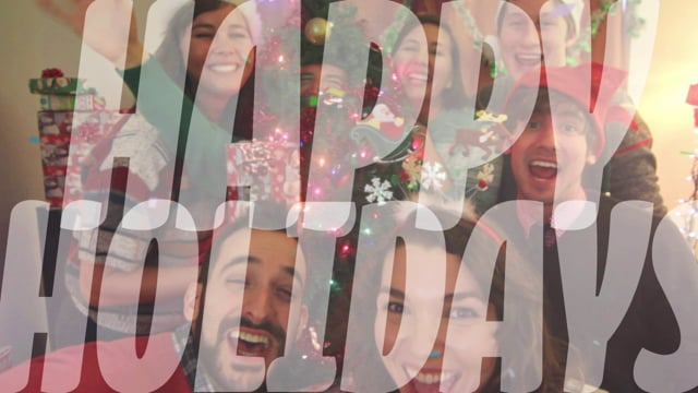 10 Second Holiday Video