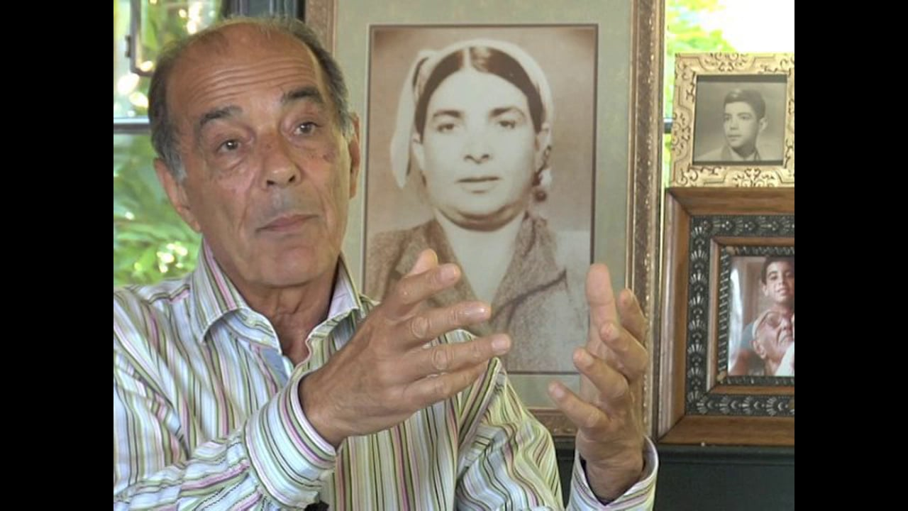 Jacques Dahan. Egoz Ferry Disaster and the Exodus of Morocco's Jews. JIMENA Oral History, 2012