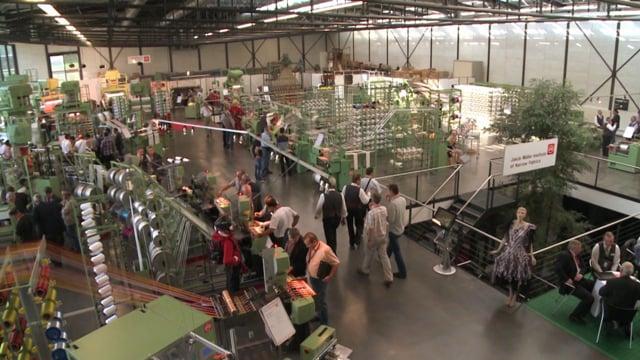 «Textilmesse Shanghai» Eventvideoproduktion