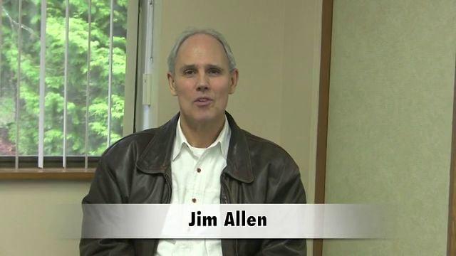 Jim Allen - Treasure Hunt Testimony of Healing & Salvation