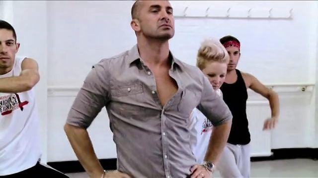 SMIRNOFF - LOUIS SPENCE AT PINEAPPLE DANCE STUDIOS