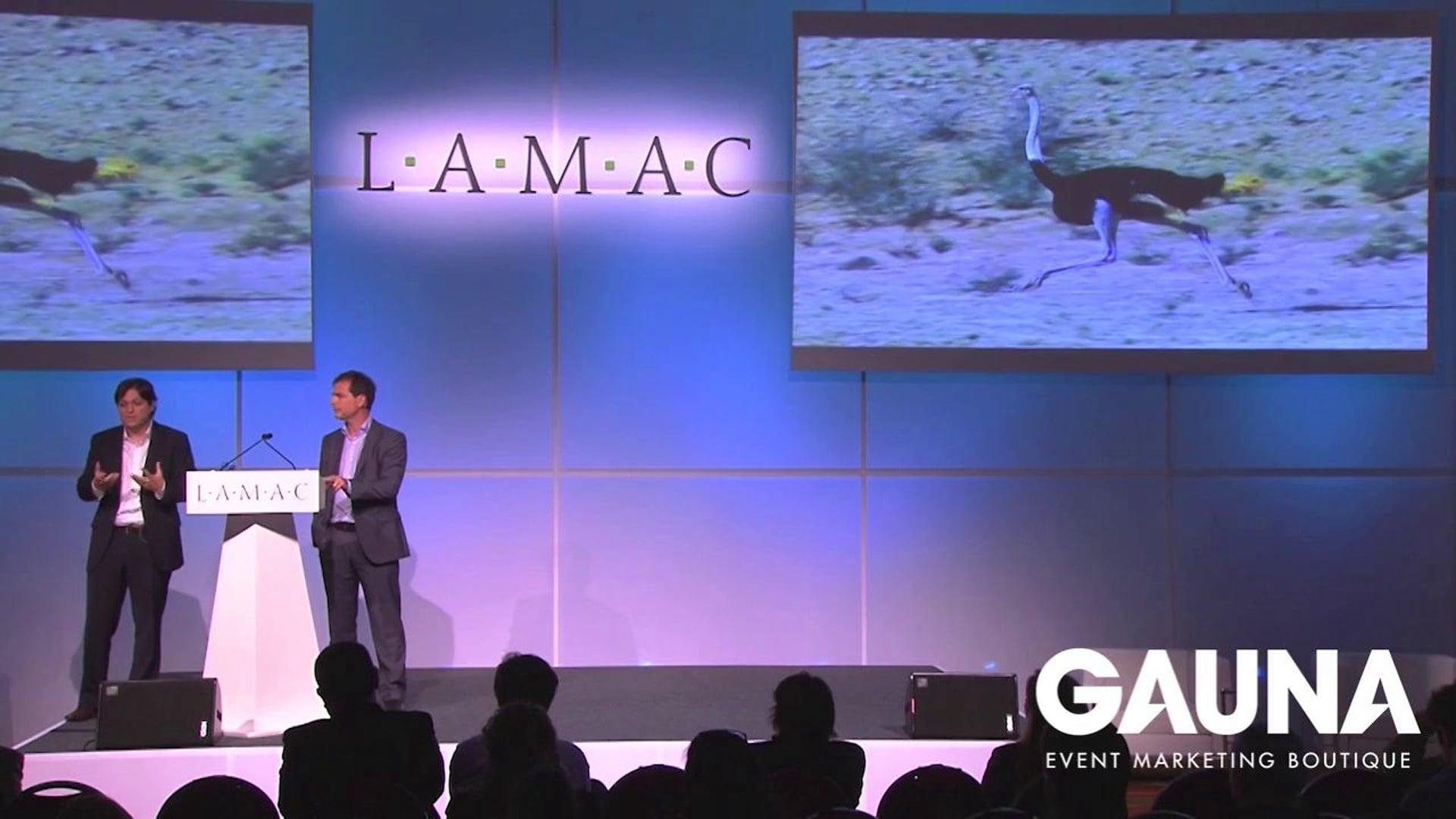 LAMAC 2011 by GAUNA