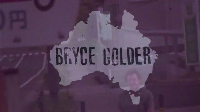 Bryce Golder Professional Debut from Habitat Skateboards