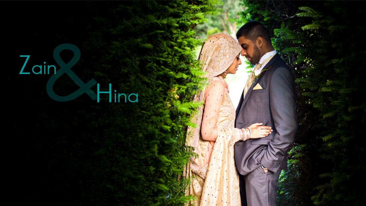 - Zain & Hina -
