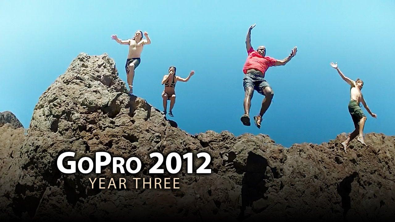 GoPro 2012 - Year Three