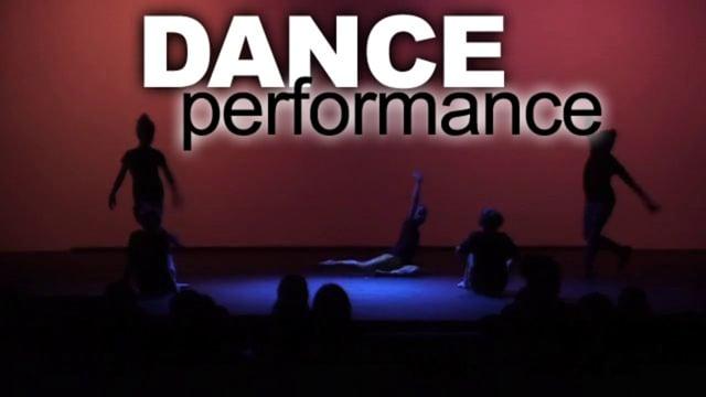 Dance Performances - Beginning Modern