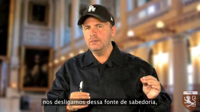 Palestra com legendas em português