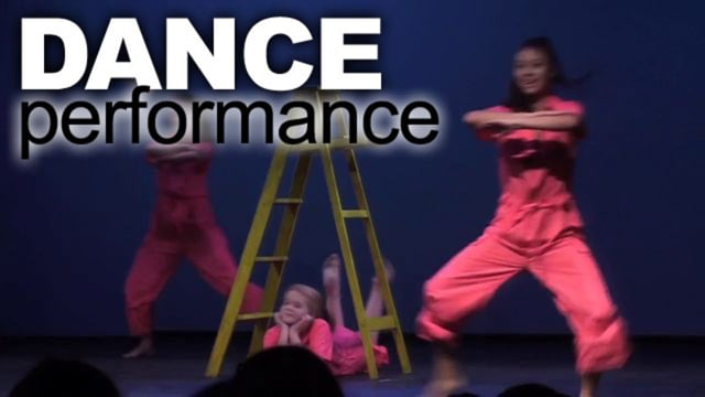 Dance Performance - Modern Trio