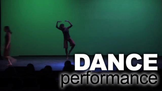 Dance Performances - Modern Quintet