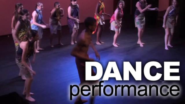 Dance Performances - African