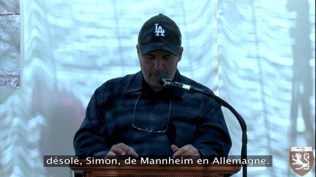 Billy Phillips - La Kabbale et le Christianisme - Session de Questions/Réponses sous-titrées en français