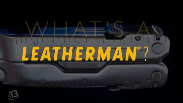 What's a Leatherman?