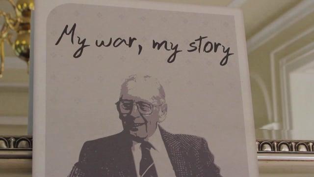 Andy Padbury. My War, My Story.