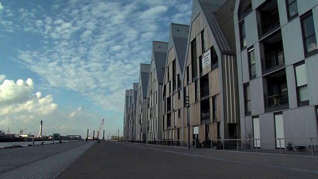 Dunkerque, un morceau de ville sur les anciens chantiers navals
