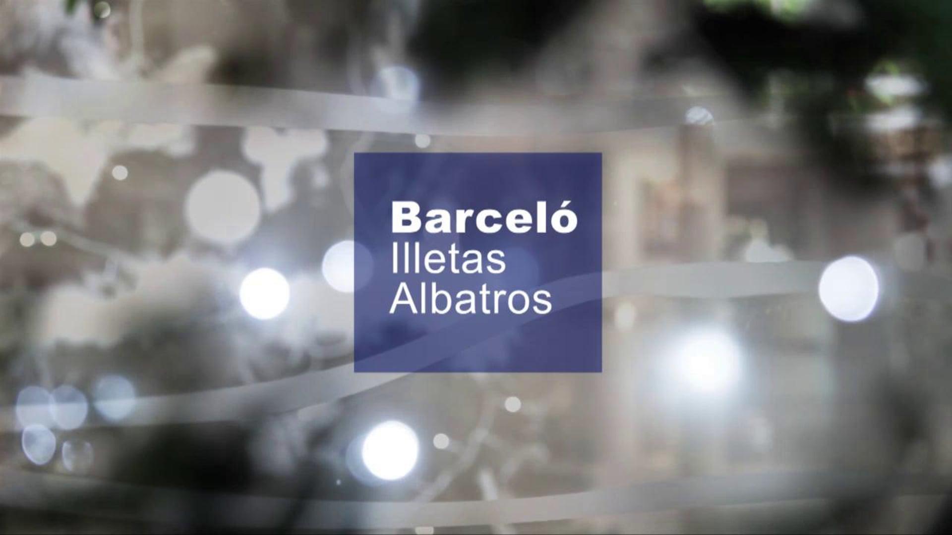 Teaser Felicitacion Navideña 2013 Hotel Illetas Albatros Barcelo