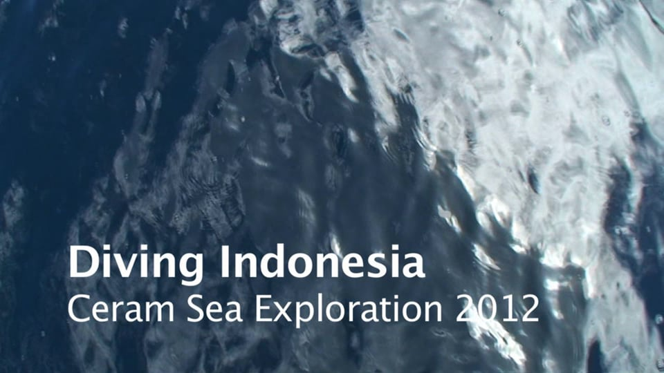 Ceram Sea Exploration 2012