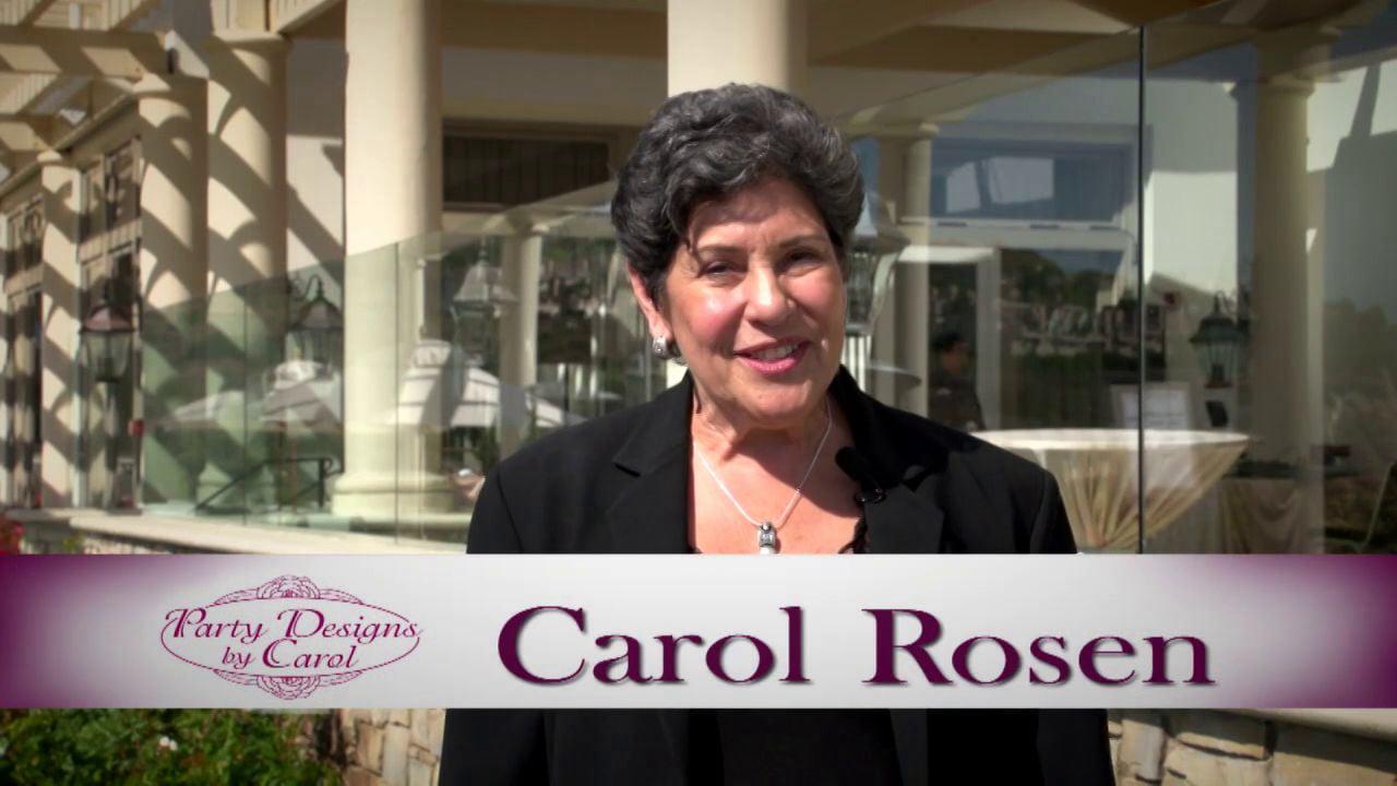 St Regis Monarch Beach Wedding at Club 19 with Carol Rosen of Party Designs by Carol