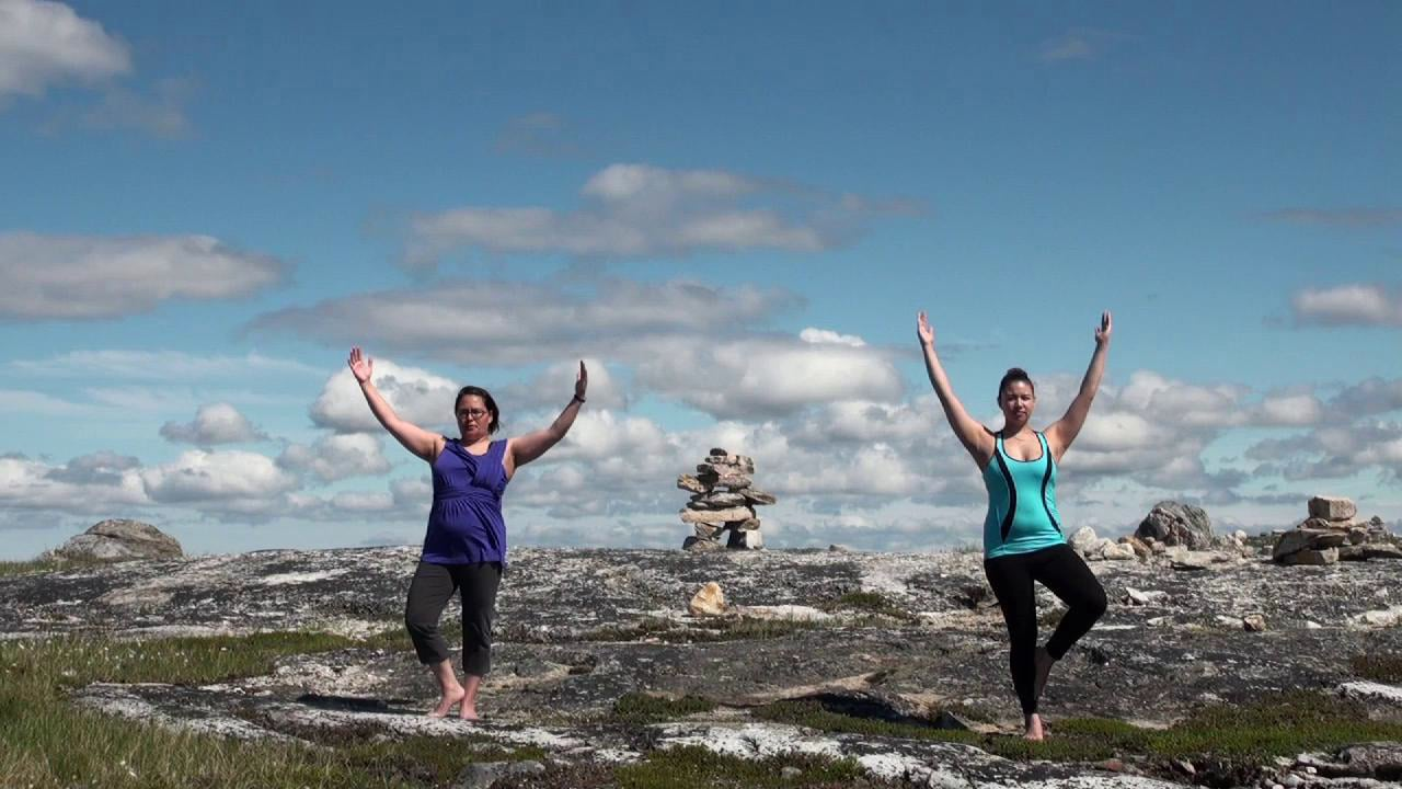 Nunavik Yoga DVD – Teaser (3 minutes)