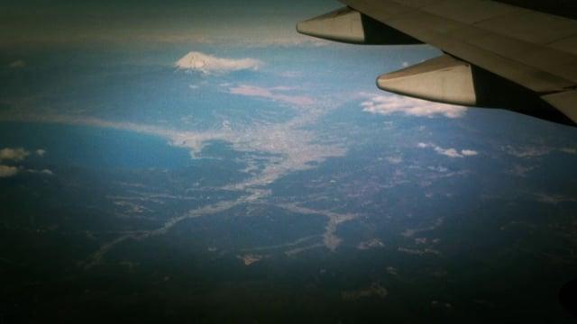 2 Fuji à midi