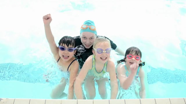Atlantis Swim Lessons Profile Video