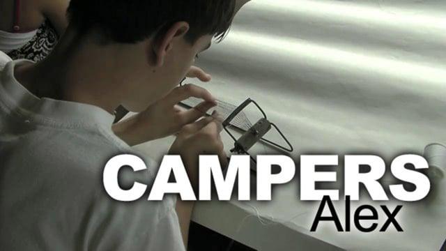 Camper Profiles: Alexander