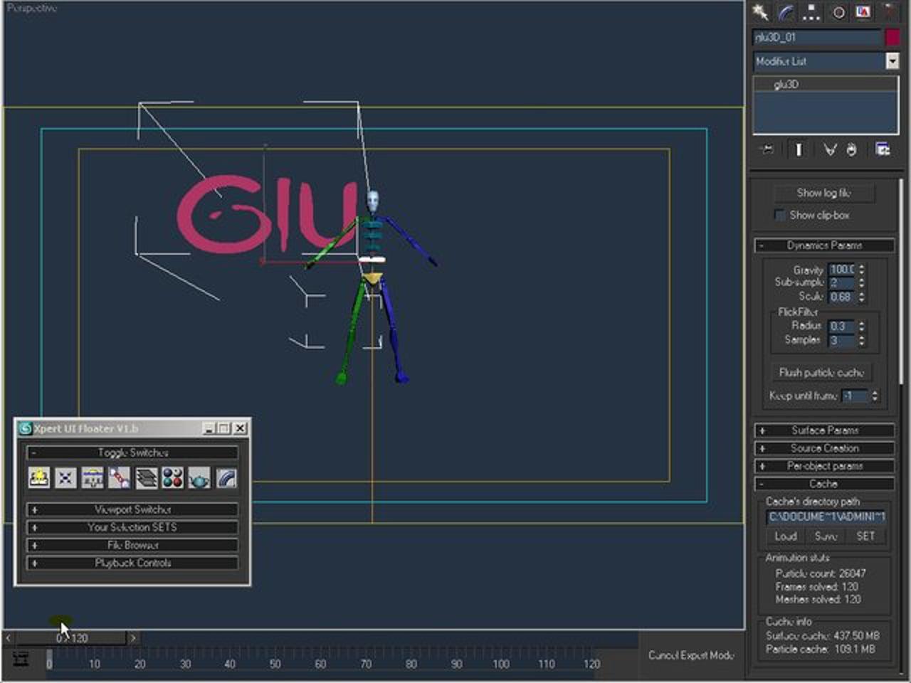 Glu3d FluidDress Old