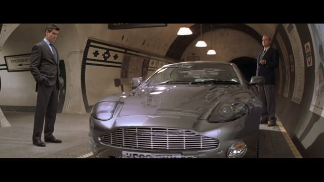 D Smart  - James Bond – Cars