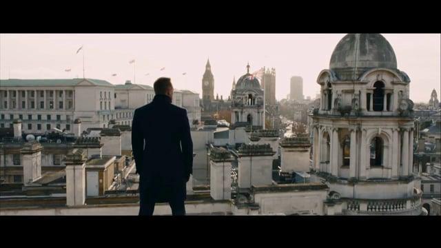 D Smart - James Bond - Landmarks