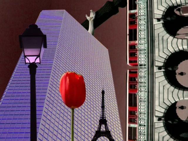 Paris, une réalité inachevée / Paris, an unfinished reality