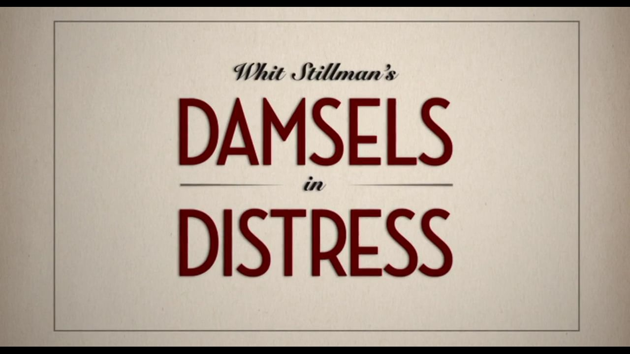 Damsels In Distress (Official Trailer)