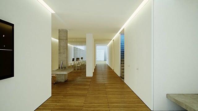 3D Virtual Tour Neurological Rehabilitation Center, Valencia