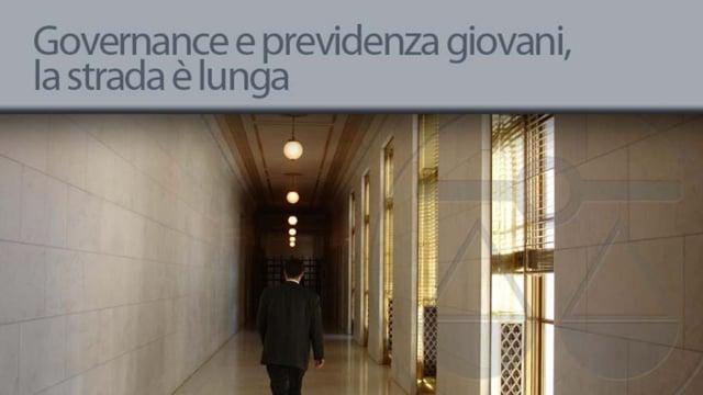 Governance e previdenza giovani, la strada è lunga - 30/1/2013