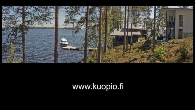 Ranta-asuminen Kuopiossa
