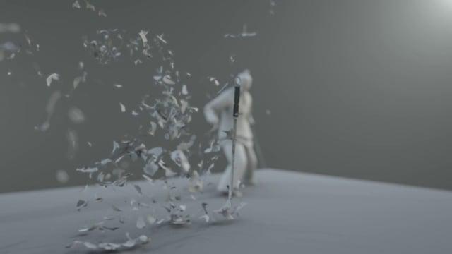 Cloth Tearing.RnD v2.0   VFX