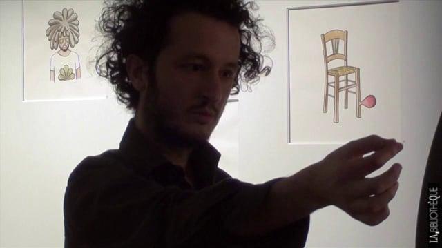 Quentin Faucompré - Déambulation