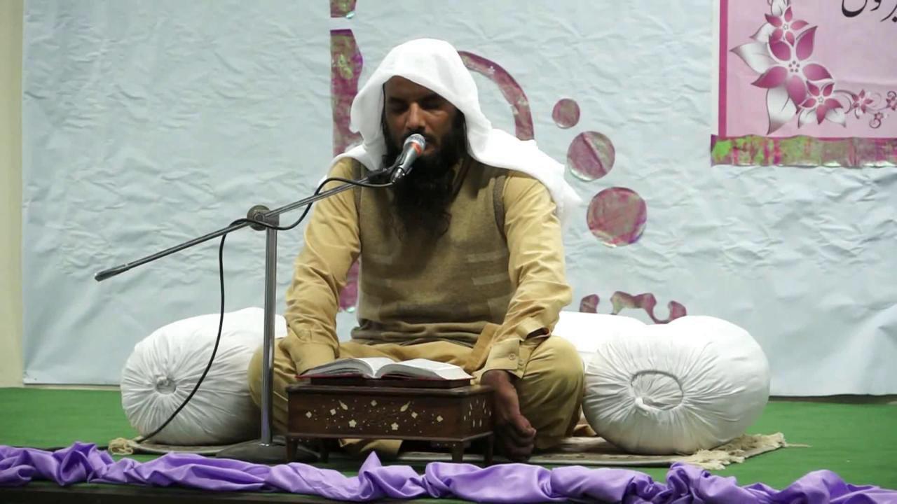Qirat Competition 2012 -- Part 4/5