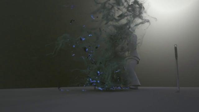 Cloth Tearing.RnD v2.1 | VFX