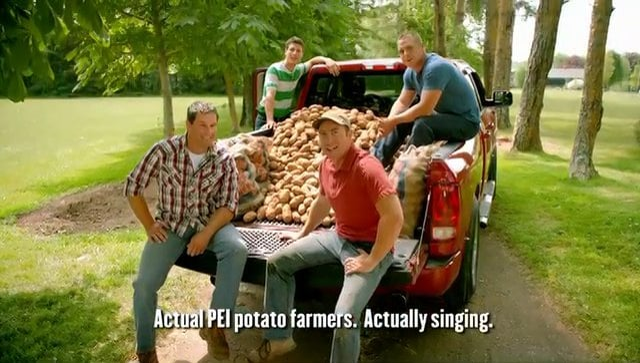 Cavendish Farms - PEI Potatoes (Directed by: Mark Mainguy)