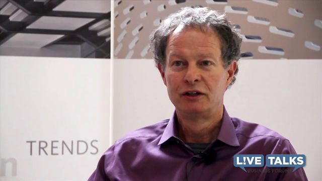 John Mackey in conversation with Peter Guber