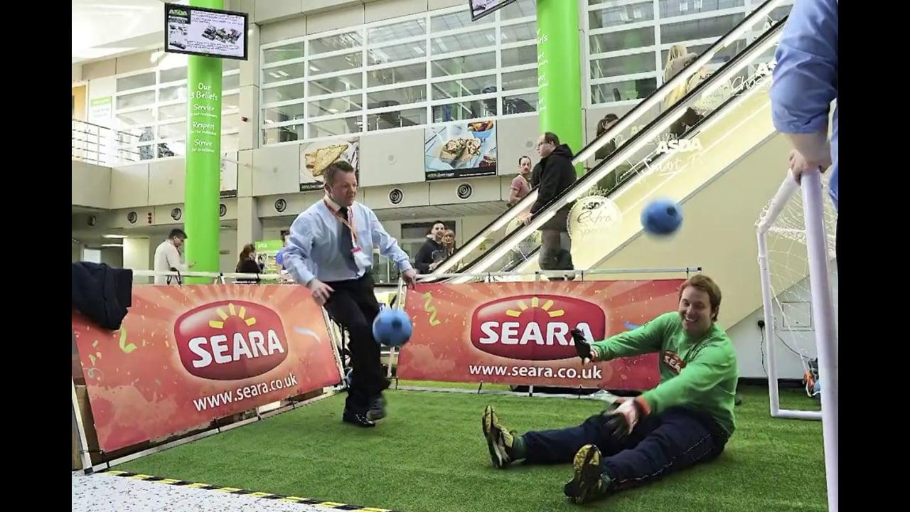 Seara Brand Promotion, Asda, Leeds