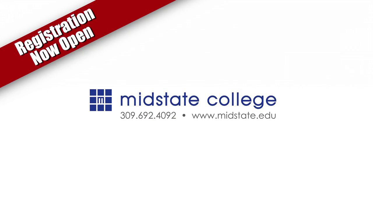 Midstate College - Health Information Technology - 30s Commercial