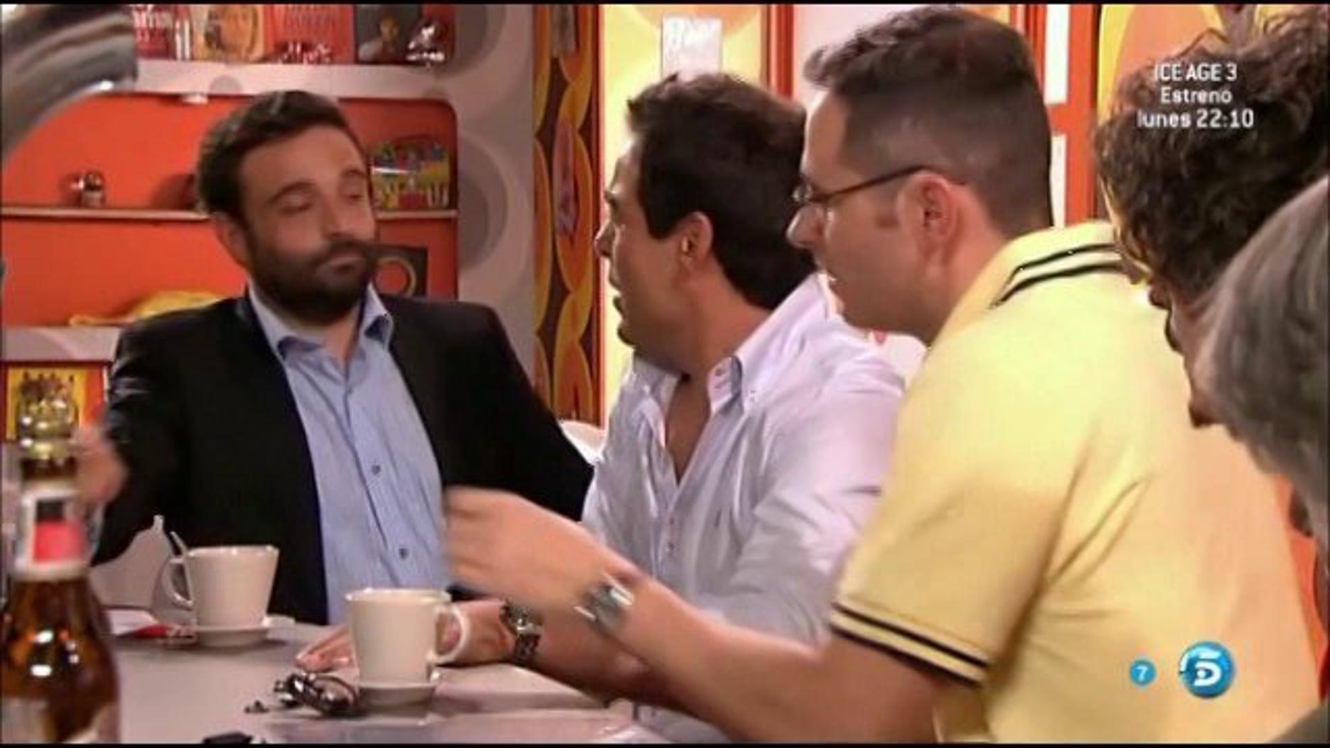 "c TV Series ""La que se avecina"""