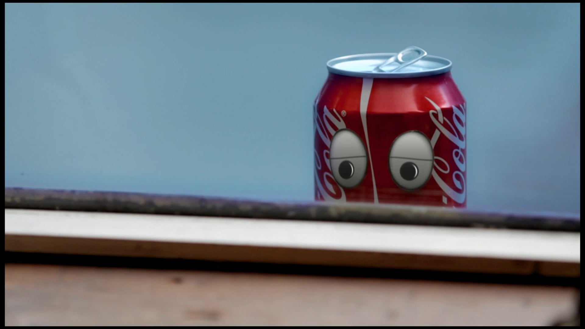 Coca-Cola Recycle - 'The Forgotten Can'