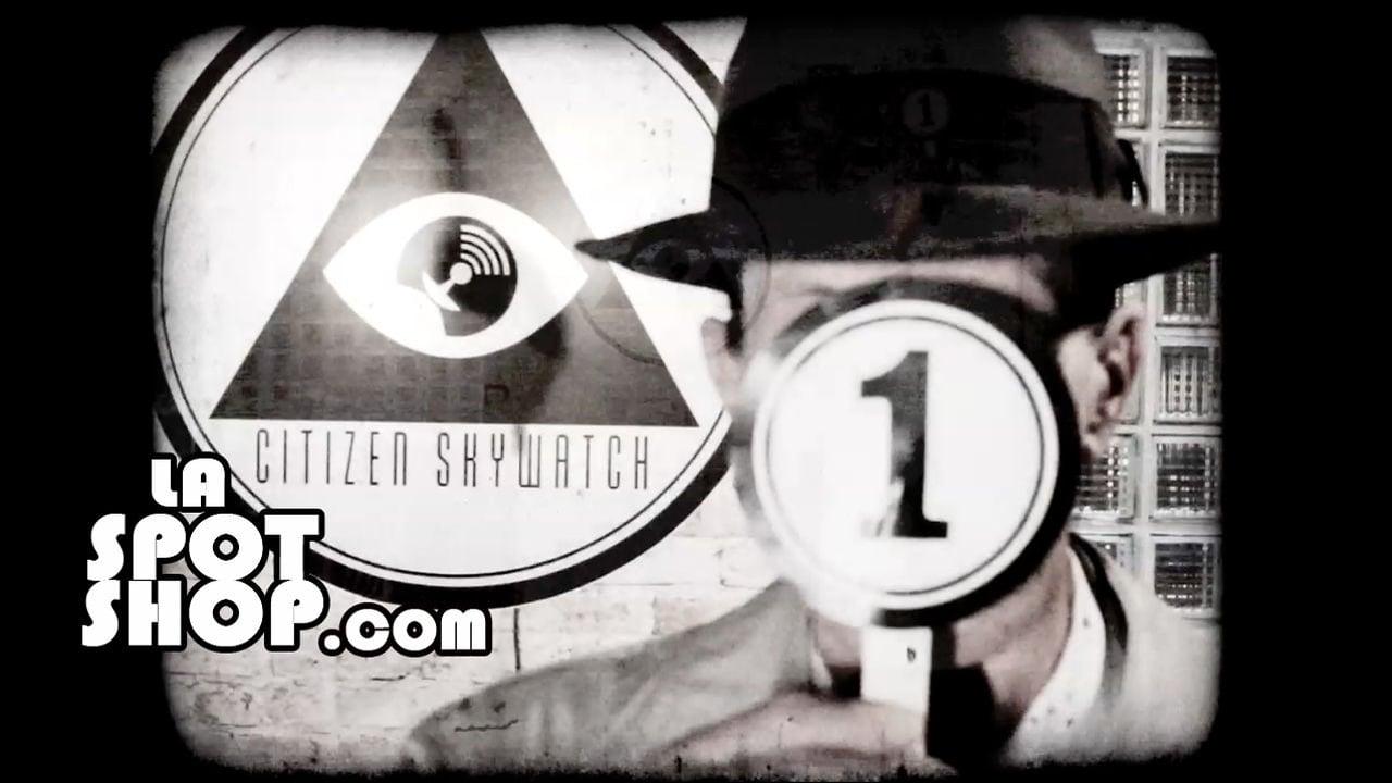 LASPOTSHOP.COM - XCOM - Citizen Skywatch - BioShock Video Game