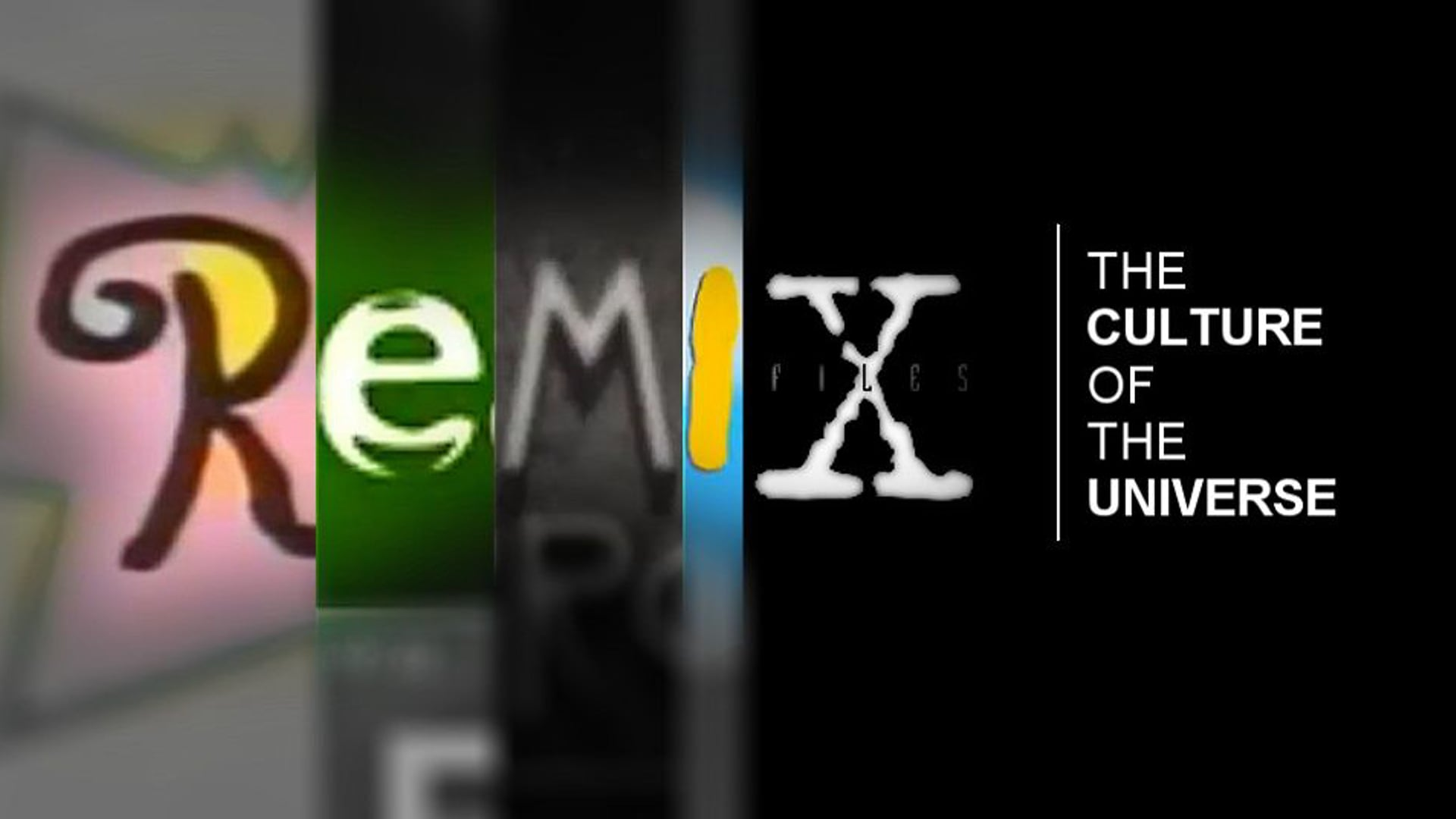 REMIX /// The Culture of the Universe