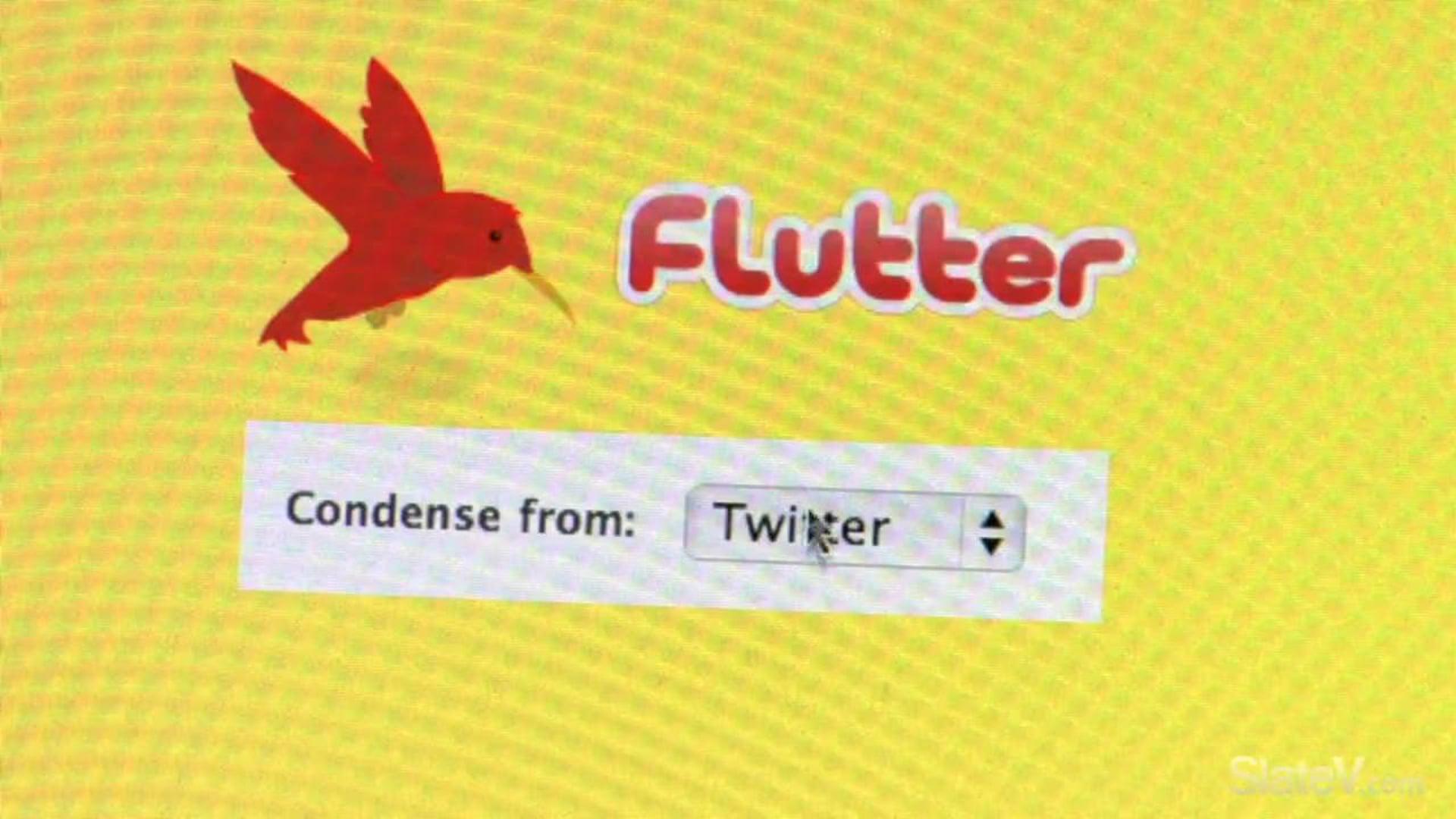 """Lucas Reel: """"Flutter: The New Twitter"""""""