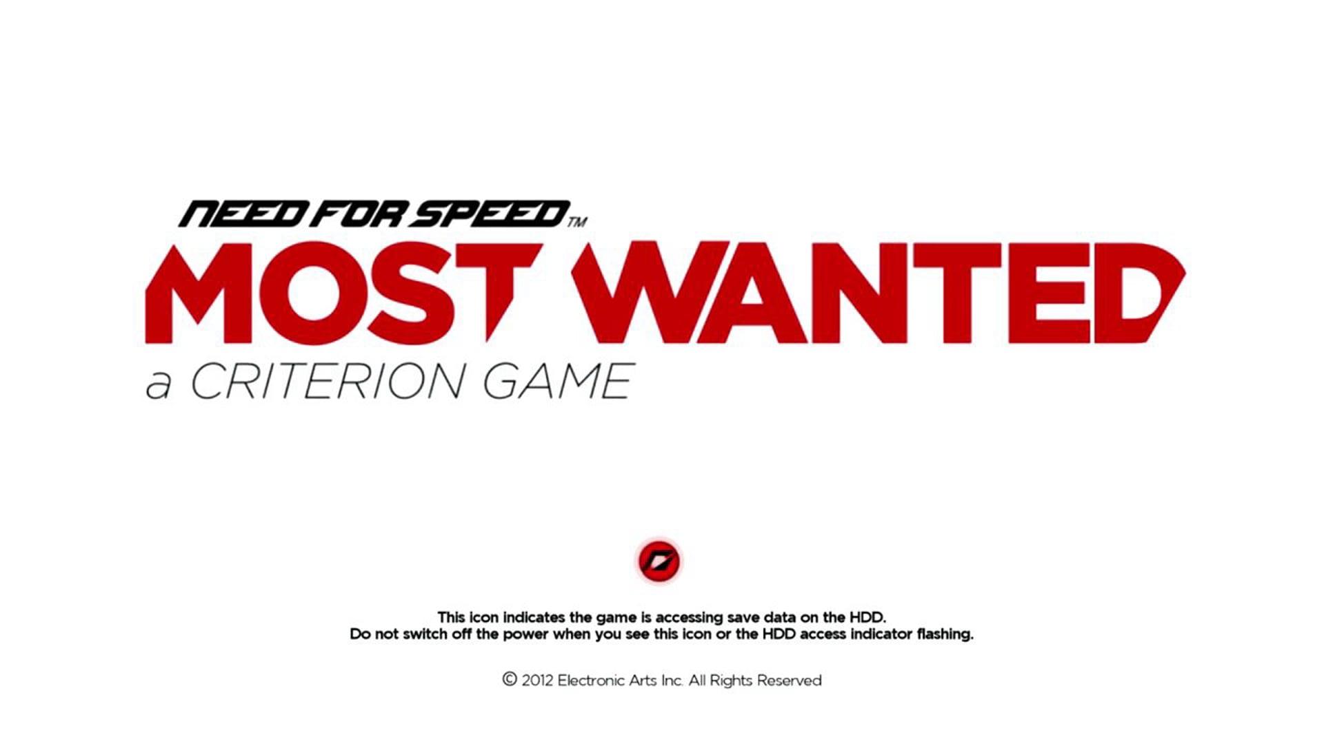 NFS: Most Wanted (UI & HUD SFX)