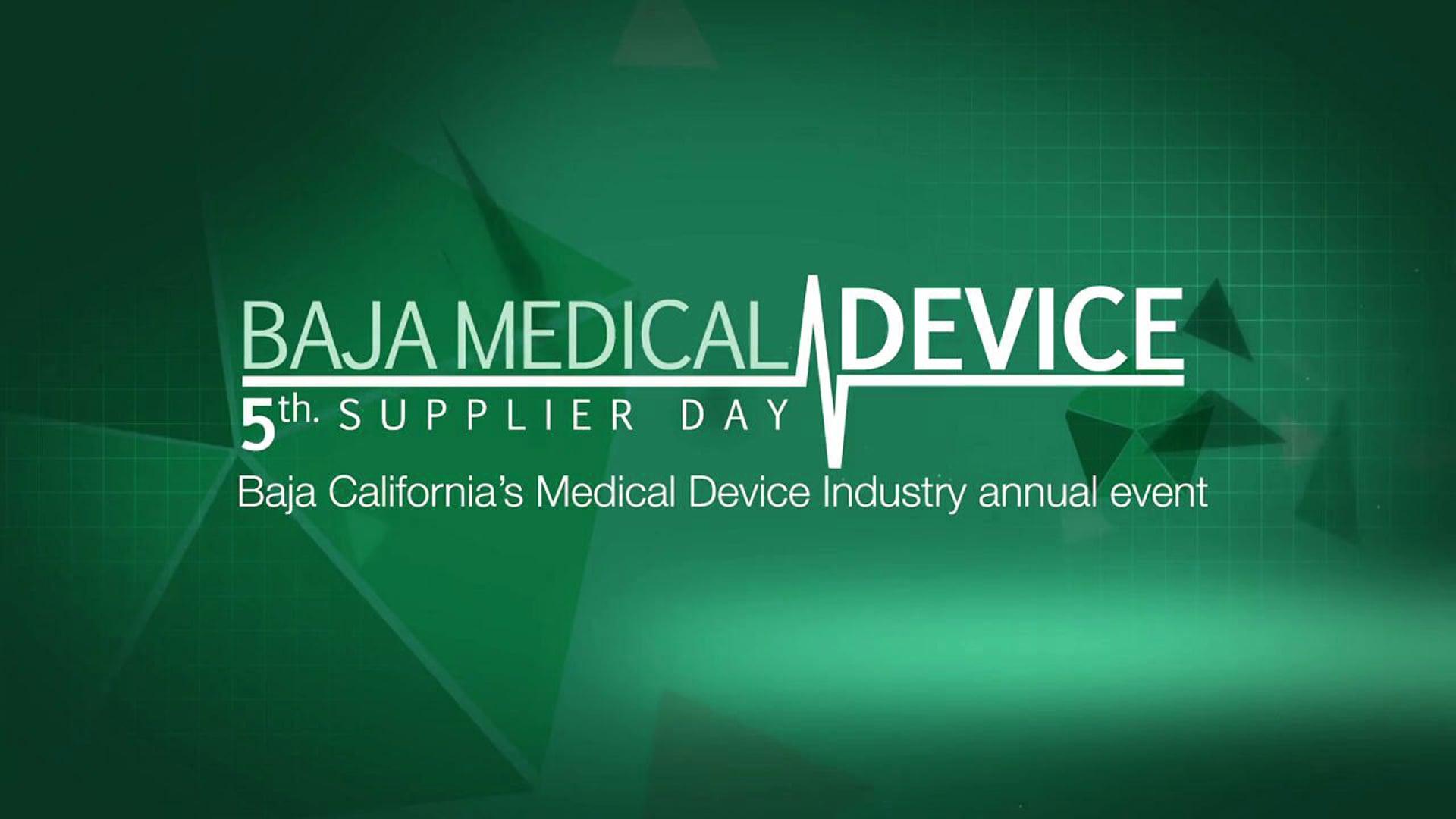 5th Baja Medical Device 2012 EHD