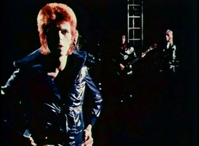 "David Bowie ""John I'm Only Dancing"" 1972"